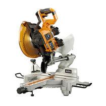 Miter saw / wood / sliding / cordless