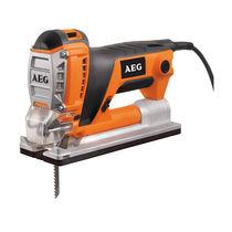 Jigsaw / for aluminum / wood / electric