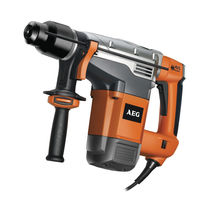 Electric hammer / for construction sites / combined