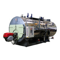 Superheated steam boiler / natural gas / fuel oil / fire tube