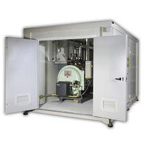 Portable boiler room