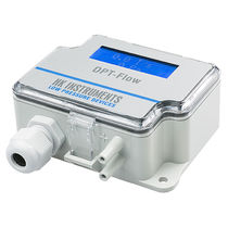 Differential pressure flow transmitter / air / HVAC / stationary