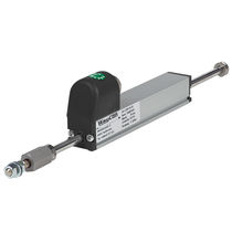 Linear position sensor / hybrid potentiometer / analog / rectangular