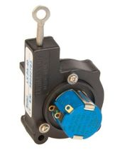 Draw-wire position sensor / potentiometer / with analog output / compact