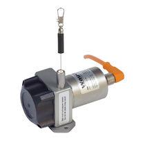Draw-wire position sensor / mechanical / PROFIBUS / EtherCAT