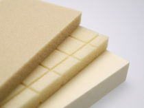 Core material / high compression-resistant foam / for composites