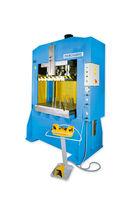 Hydraulic press / motorized / drawing