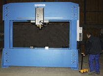 Hydraulic press / forming / IP55 / ship construction