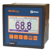 Temperature data-logger / USB / with screen / multi-channel