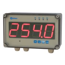 Digital timer / panel-mount