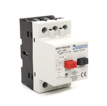 Short-circuit circuit breaker / modular / molded case / motor protection