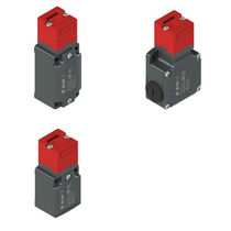 Safety switch / with separate actuator / heavy-duty / IP67