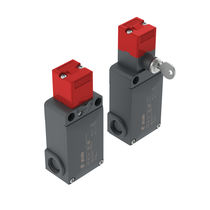 Safety switch / with separate actuator / solenoid / electromagnetic