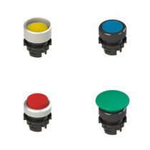Illuminated push-button switch / IP67 / IP69K