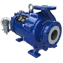 Chemical pump / magnetic-drive / centrifugal / for the chemical industry