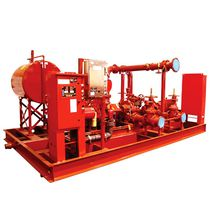 Water pump / electric / centrifugal / fully-enclosed