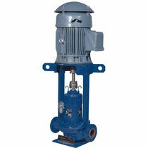 Chemical pump / electric / centrifugal / single-stage