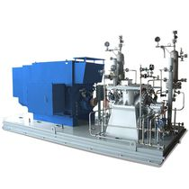 Chemical pump / for lubricants / electric / centrifugal