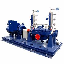 Industrial water pump / for chemicals / for lubricants / electric