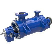 Chemical pump / electric / centrifugal / multi-stage