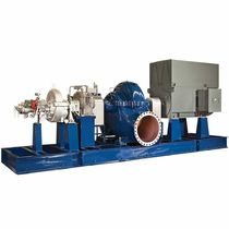 Industrial water pump / electric / centrifugal / for the chemical industry