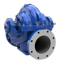 Industrial water pump / electric / centrifugal / single-stage