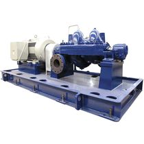 Wastewater pump / electric / centrifugal / multi-stage