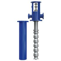 Chemical pump / centrifugal / semi-submersible / multi-stage