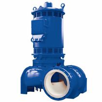 Wastewater pump / electric / centrifugal / sewage