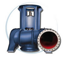Chemical pump / centrifugal / single-stage / booster