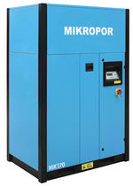 Refrigerated compressed air dryer / low-pressure / compact