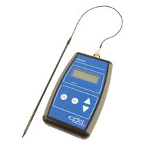 Portable ultrasonic cavitation meter