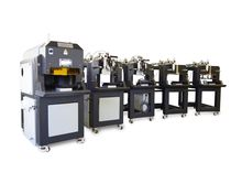 Pulsed laser / gas / visible / excimer