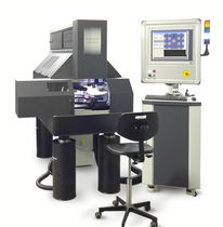 Short-pulse laser / solid-state / visible / for micro-machining