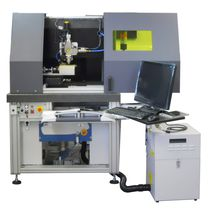 CW laser / solid-state / multiple-wavelength / cutting