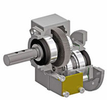 Gear train gear reducer / parallel shaft / custom / for shafts