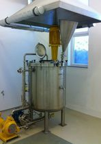 Batch disperser / explosion-proof
