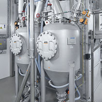 Dense phase pneumatic conveying system / bulk products