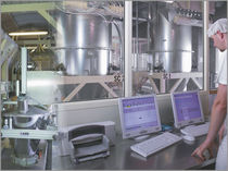 Process control system / for materials handling equipment