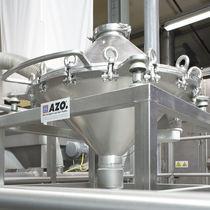 Vibrating screener / for bulk materials / for powders