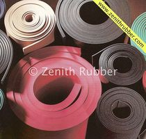 Insulation sheet / flexible / fluoro elastomer rubber / foam