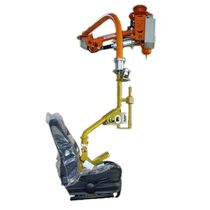 Pneumatic manipulator arm / balanced