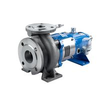 Water pump / wastewater / for clear water / electric