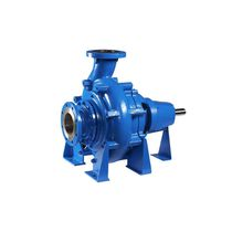 Wastewater pump / electric / vortex / self-priming