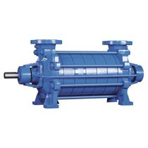 Clear water pump / for seawater / self-priming / centrifugal