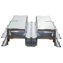 Steel pallet / stacking