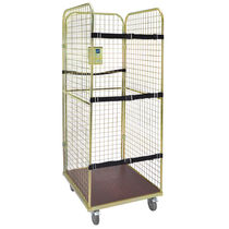 Multipurpose roll container / wire mesh