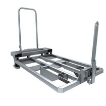 Handling cart / transport / steel / platform