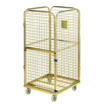 Multipurpose roll cage container / metal