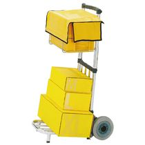 Folding hand truck / for parcels
